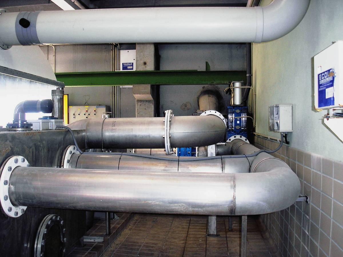 Fabricación y montaje de tuberías