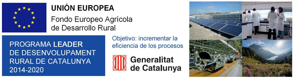 Programa operatiu LEADER de Catalunya 2014-2020